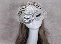 Wholesale Dress Pvc Golden - a14 Halloween Mask Women 's Nose Dress Party Adult Party Birthday Party Golden Mask Crown Mask
