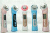 Wholesale Roller Free Shipping - Free Shipping BP-008 Eletronic Led Light Photon Face Lliting Tightening Whitening Microcurrent Facial Beauty Massager Roller