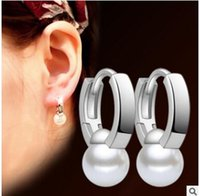 Wholesale Apollo Stainless Steel - Tremella fashion jewelry pendants Female fashion fashion Apollo pearl earrings Without any reason i am sure you will like it very much