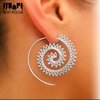 Wholesale Ear Accessories Piercings - MLJY Fashion Spiral Earrings Taper Stretcher Piercing Gauge Expander Plugs Body Jewelry Ear Accessories 20pcs lot