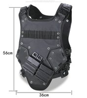 Wholesale black tactical vests - Transformers Outdoor Sports Body Protective Armor,Combat Assault Waistcoat Molle Modular Tactical Vest,Hard Armor Plate Carrier