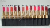 Wholesale Best Shine - Factory Direct New Makeup Lipstick Rouge Shine Lipstick Have 12 Colors Choose Best Qulity