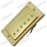 Wholesale Humbucking Pickups - A1 double coil Electric guitar Pickup Guitar parts musical instruments accessories humbucking guitar pickups