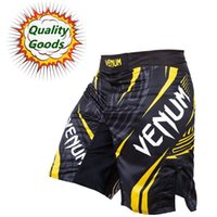 Wholesale Quality goods MMA Machida Fight shorts Muay Thai boxing