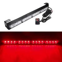 kırmızı led yanıp sönen güvenlik ışıkları toptan satış-18