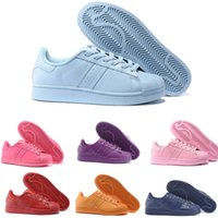 ilable! pas cher superstar gold sneakers femmes zapatillas deportivas hommes chaussures femme supercolor blanc zapatos mujer zapatillas hombre
