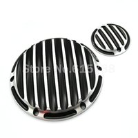 Wholesale Motorcycle CNC Deep Cut Derby Timing Timer Covers Cover for Harley Davidson Sportster XL883 XL1200