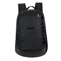 Wholesale Logo Sport Racing - Fashion Rucksacks Sports bag School Backpack Men and women bags Large travel bag Basketball Bag LOGO P847