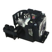çıplak ampul toptan satış-SANYO için uyumlu PLC-XU75 / PLC-XU78 / PLC-XU88 / PLC-XU88W POA-LMP115 Projektör Çıplak Ampul Yedek Çıplak Lamba ile 180 Gün Garanti