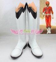 Wholesale Amu Cosplay - Wholesale-Doubutsu Sentai Zyuohger Amu Cosplay Boots Shoes shoe boot #CQ007 Custom made Hand made