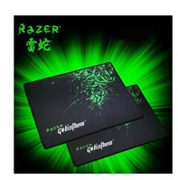 black rubber edging - Razer Goliathus Gaming Mouse Pad mm Locking Edge Mouse Mat Speed Control Version For Dota2 CS Mousepad