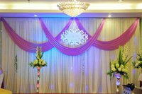 Wholesale Decorations For Church - Church Backdrop Decoration Wedding Mandap Backdrop Design Sample For Latest Ceremony Stage Poles Decoration for hotel party