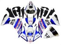 Wholesale Yamaha 52 - 3Gifts New ABS Injection High quality Fairing Kits 100% Fit For YAMAHA YZF1000 R1 YZF-R1 2012 2013 2014 12 13 14 red blue white black NO.52