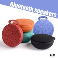 Wholesale Cheap Mobile Phone Bluetooth - Good Cheap Portable Speakers Fashion Music Bluetooth Speaker support TF-CARD USB slot Aux input FM Radio