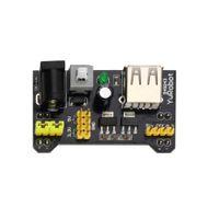 Wholesale Voltage Regulator For Pc - Wholesale-1 pcs MB102 Breadboard Power Supply Module 3.3V 5V For Solderless Bread Board Top Sale
