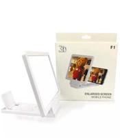neue handy-zubehör großhandel-Neues Mobiltelefon-Zubehör 3D vergrößerter Bildschirm-Handy-Vergrößerungsglas für alle Handy vergrößern Bildschirm-Handy-Bildschirm-Vergrößerungsglas