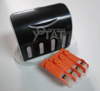 Wholesale Hp Ciss Printer - CISS ink cartridge for HP364 for HP 3070A B209A B210A 5510 5515 5520 6510 6520 B109A (Empty)