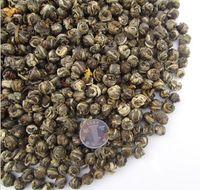 Wholesale ship jasmine flowers for sale - Group buy 250g a Promotion New high grade jasmine tea Jasmine Pearl FSY Top grade tea High quality