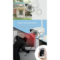 outside security cameras wireless - Sricam P HD WiFi Bullet IP Camera MP CMOS IR Cut P2P Waterproof CCTV Camera Pan Tilt Night Vision for Outside Home Security