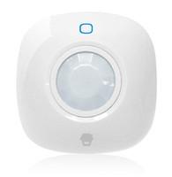 seguridad chuango al por mayor-LS111- Sensor de detector de movimiento PIR inalámbrico de techo PIR-700 para el sistema de alarma de seguridad para el hogar chuango G3 G5 A11 315 MHz / 433 MHz