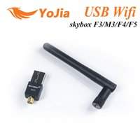 Wholesale Wireless Network Adapter Wholesale - Openbox Zgemma Cloud-ibox DM usb wifi with Antenna 150M USB WiFi Wireless Network Card 802.11 n g b LAN Adapter RT5370