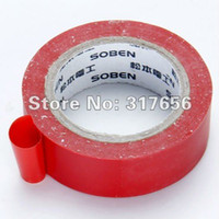 Wholesale Red PVC Electrical Insulating fireproof Acidproof Tape mm x10m x0 mm NEW