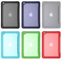 New Defender Smart Sleeping Case Destacável Smart Cover Screen Case para iPad Mini 123 Six Colors Best Protector