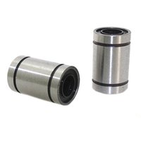 Wholesale linear ball bushing online - 1PC LM6UU mm Linear Ball Bearing Bush Bushing Can use for D Printer B00097 BARD
