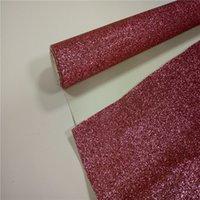 papel de parede efeito de couro venda por atacado-Papel de parede de design de casa moderna papel de parede de efeito brilho de couro