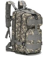 Wholesale Tennis Backpack Wholesale - 2018 30L Outdoor Sport Military Tactical Backpack Molle Rucksacks Camping Trekking Bag backpacks
