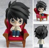 Wholesale Nendoroid Pvc Figure - Death Note Anime Yagami Light Nendoroid PVC Action Figure Model Toy Best Gift For Children 10CM Free Shipping
