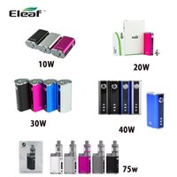 Wholesale Adjustable Voltage Adapter - istick 30W iStick 20W 40W 75W Mod battery Variable Voltage iStick 10W 1050mah with USB cable eGo adapter Fit Subtank Mini protank 3