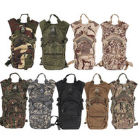 Wholesale Airsoft Bags - Hot Portable 65L Outdoor Bags Airborne Tactical Airsoft Backpack Outdoor Backpack Mountaineering Travel Camping Hiking Bag Free Shipping