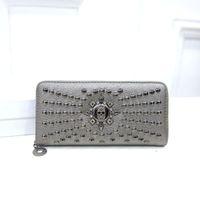 Wholesale womens wallets online - women wallets long wallets Designer Wallets Brand Long Wallet Female Coin Purse Change Clasp Purse Money Bag Card Holders Womens