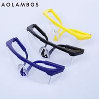 Óculos de segurança telescópica anti-poeira anti-impacto óculos de trabalho  de proteção pc óculos vento espelho eyewear 3 cores 12 pares   lote cce48f1212
