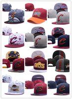 Wholesale Basketball Official - Finals SnapBack Hat 2016 Cleveland CAVS Locker Room Official Basketball Snap Back Hats Black Hip Hop Snapbacks High Quality Players Sports