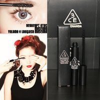 Wholesale Grace Makeup - Authentic grace house colour makeup product mascara Thick long roll become warped waterproof not dizzy catch 7575 #