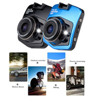 Wholesale Mini Dvr Motion Sensor - Upgrade version New mini auto car dvr camera dvrs full hd 1080p parking recorder video registrator camcorder night vision black box dash cam
