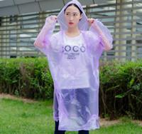 Wholesale Disposable Ponchos - disposable rain ponchos Fashion Disposable Raincoat,rain poncho Rainwear Travel Rain Coat Rain Wear