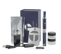 Wholesale White Slim Electronic Cigarette - titan slimmer vaporizer,herbal vaporizer,starter kit VS Vaporizer Kit Electronic Cigarette Kit Dry Herb Tank Vaporizer