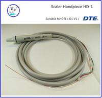 Wholesale Scaler Dte - 1pc Dental DTE Scaler Sealed Handpiece with Host HD-1 For DTE(D1, V1)   Satele Original