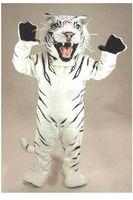 Wholesale Cat Mascot Costume Fancy Dress - professional custom white tiger cat mascot head costume suit cartoon adult halloween christmas fancy dress adult size