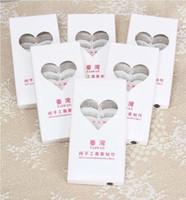 Wholesale Handmade Taiwan - Handmade professional manufacture of false eyelashes Taiwan version of natural cross fiber slender cotton stalk