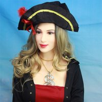 Wholesale Sex For Men Photo - XXXX Sex Doll Photos Hot Sexy XXXX Women Big Bra Adult Sex Doll for Men with Pirate Cosply Uniform