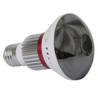bc branco venda por atacado-Eazzy BC-783M HD720P Espelho Wi-fi Lâmpada P2P IP Câmera de Rede com saída de Luz Branca de Controle Remoto + sensores de alarme Sem Fio