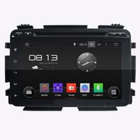 Coches reproductor de audio de PC Radio Android 5.1.1 Reproductor multimedia GPS AUX IN DVR para Honda HRV Vezel 2015