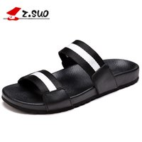 Men's Designer Sandals Moda, cabeça de couro de camada huaraches Sandálias Slide Sandálias Antiderrapantes Summer Outdoor Brands High Quality Slippers