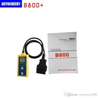 B800 Airbag SRS Reset Scanner OBD Ferramenta de Diagnóstico Car Vehicle Airbag Car Electronic Repair Tool
