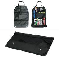 Wholesale backseat storage bags for sale - Group buy High Capacity Auto Car Seat Organizer Holder Multi Pocket Travel Storage Bag Hanger Vehicle Backseat Organizing Box