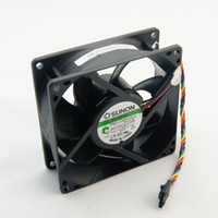 Wholesale Original Server - The original SUNON PSD1209PLV2-A B3553.F.GN DC12V 4.2W Server Cooling Fan 4-wire PWM 90x90x32mm For DELL: WC236-A00 KG855-A00